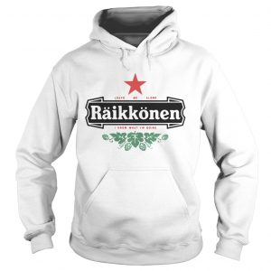 Leave me alone Raikkonen I know what I'm doing hoodie