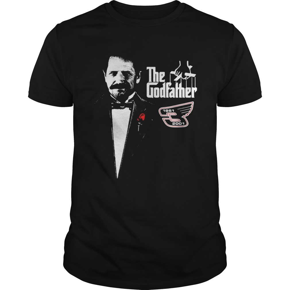 The godfather 1851 2001 shirt