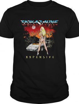 Erika Jayne Xxpen Ive Cover Belongs On A Heavy Metal T shirt