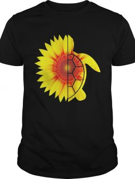 Sunflower turtles shirt