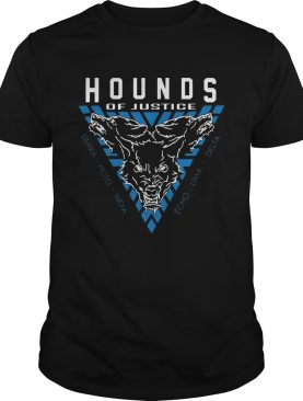 The Shield Hounds of Justice Authentic shirt