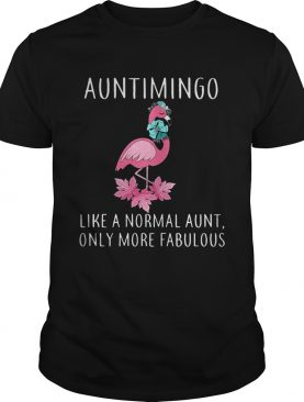 Auntimingo like a normal aunt only more fabulous shirts