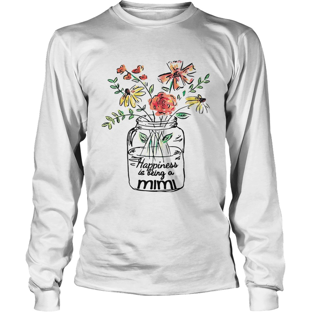 c79e440dae64 ... flower happiness is being a mimi shirts fashion trending t shirt ...