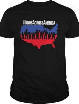 Hands Across America Shirts