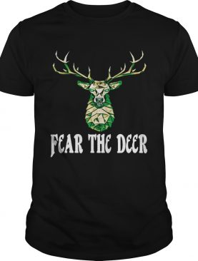 Hunting Fear The Deer Shirts