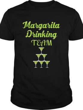 Margarita drinking team men women t-shirts