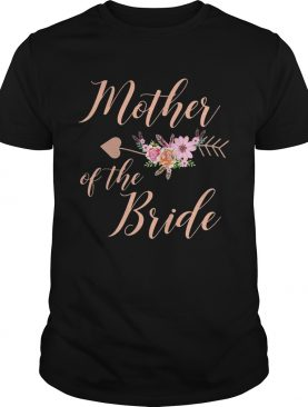 Mother of the Bride T-Shirt – Wedding Party Shirt T-Shirts