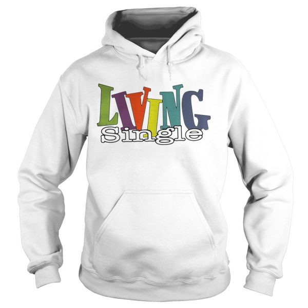 Official Living single hoodie