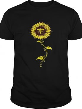 Sunflower Occupational therapy Nurse shirts