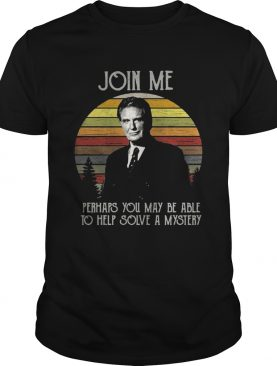 Unsolved Mysteries join me perhaps you may be able to help solve a mystery retro shirts