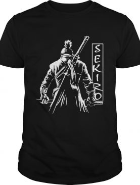 Sekiro Shadows Die Twice T-shirts