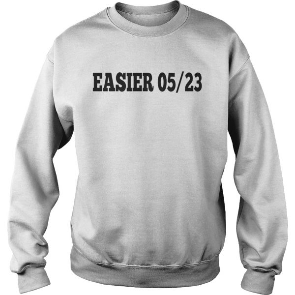 Ashton Irwin EASIER 0523 sweatshirt
