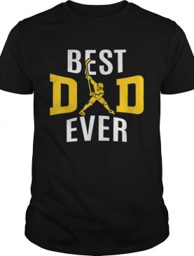 Best Dad Ever Papa Hockey shirts