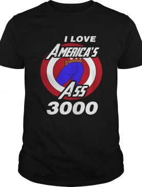 Captain America born in the USA shirts