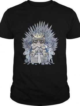 Cat king Game of Thrones shirts