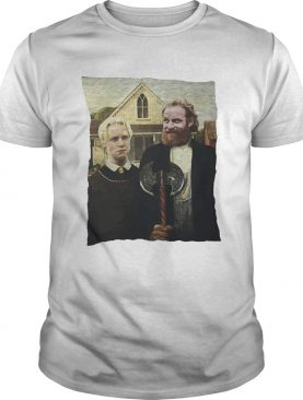 Game of Thrones Tormund and Brienne Westeros Gothic shirts