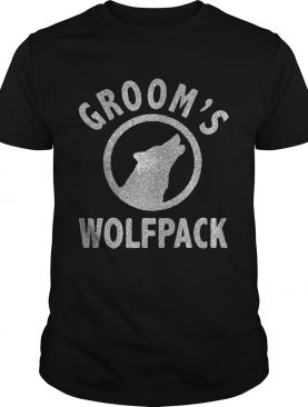 Grooms Wolfpack shirts