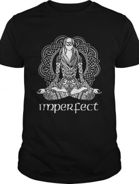 I'm perfect Funny Mandala Yoga T-Shirts