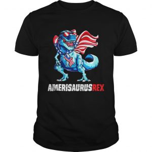 Independence Day 4th July Amerisaurus Trex unisexIndependence Day 4th July Amerisaurus Trex unisex