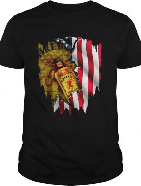 Independence Day 4th Of July Fireball America Flag Shirts