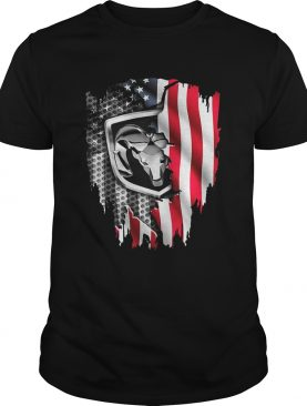 Independence Day 4th of July Dodge Ram Head America Flag shirts