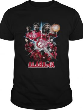 Love both Alabama Crimson Tide and Avengers Endgame shirts