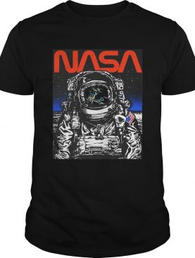 NASA Astronaut Moon Shirts
