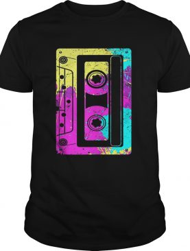 Nice Vintage Retro Music Cassette Tapes Mixtape 80s and 90s shirts