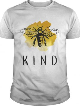 Official Bee Kind shirts