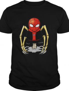 Official spider man skeleton shirts