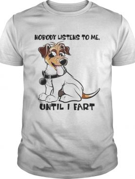 Parson Russell Terrier Funny T-shirts