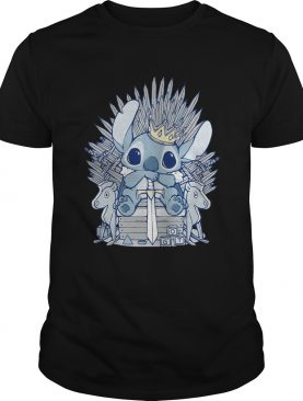 Stitch King Game Of Thrones shirts