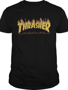 Thrasher shirts