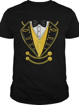 Top Ringmaster Circus Costume shirts