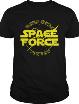 United States Space Force Shirts