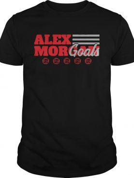 Alex Morgan goals shirt