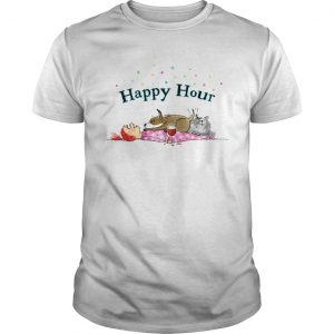 Happy hour Red and Howling unisex