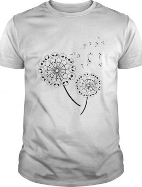 Jack Skellington dandelion shirt