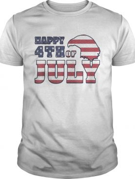 Premium Eagle American Flag 4th Of July Independence Day Shirt