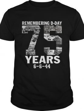 Remembering d-day 75 years 6 6 44 shirts