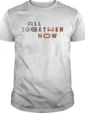 Starbucks pride all together now shirts