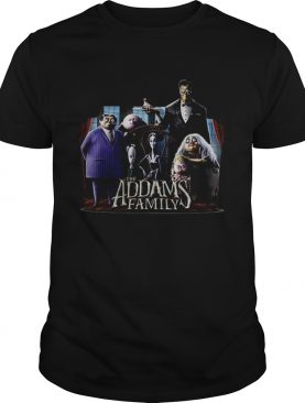 The Addams Family shirt