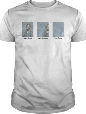 Van Gogh Van Goghing Van Gone Women Tshirt