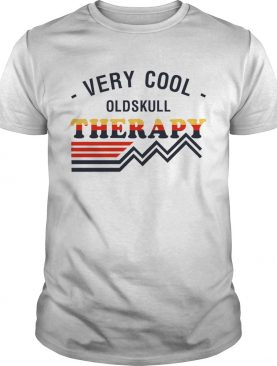 Very cool oldskulltherapy shirt