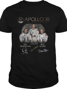 Apollo 11 50th anniversary Neil Armstrong Michael Collins Buzz shirt