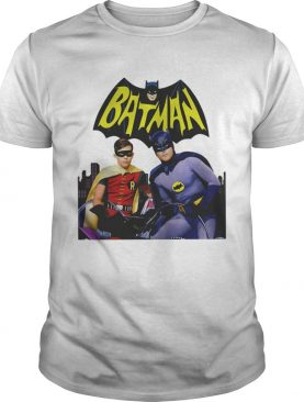 Batman and Robin shirt