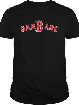 Boston Red Sox Garbage shirt