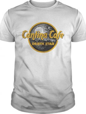 Cantina cafe Death Star shirt