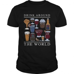 Drink around the world unisex