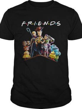 Friends Toy Story 4 shirt